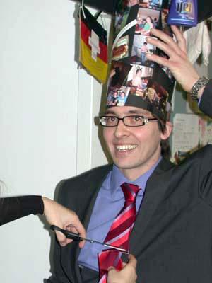 Dr. Daniel Globisch